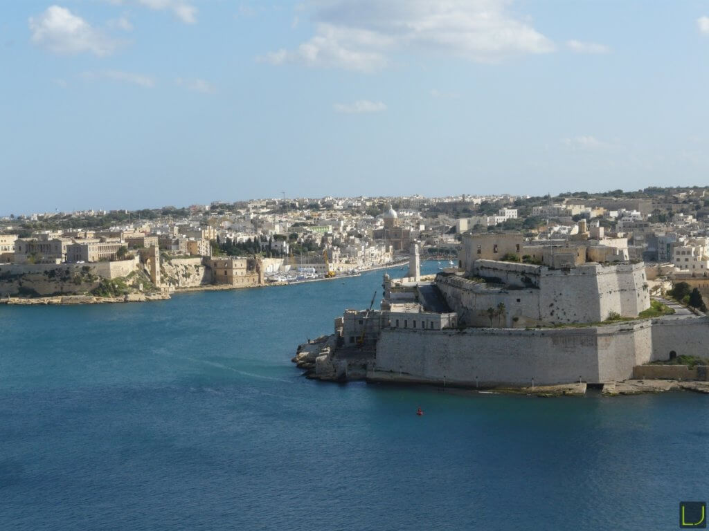 Grand Harbour in Valletta