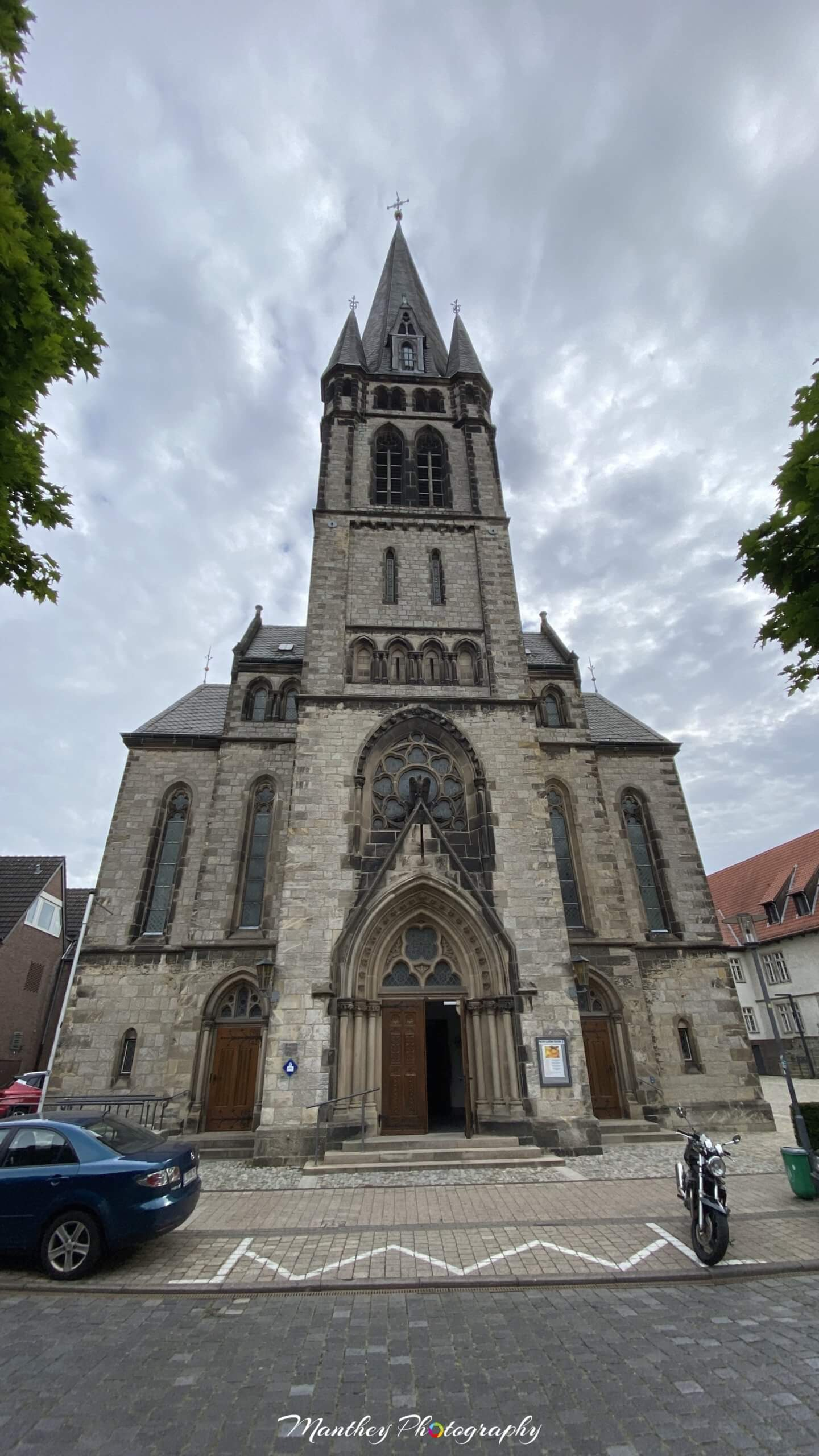 Martin-Luther-Kirche in Detmold